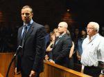 Oscar Pistorius mal v dome muníciu a testosterón