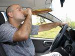 Dvaja opití vodiči skončili v rukách polície
