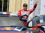 Šampión Sébastian Loeb nebude pretekať na Rely Mexika
