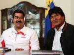 Hlava Bolívie skočila do Venezuely, k Chávezovi ju nepustili