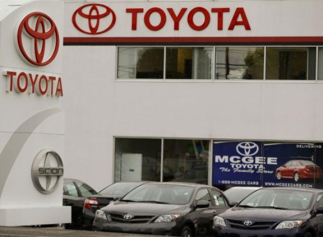 Toyota plánuje v tomto roku vyrobiť rekordný počet áut