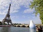 Francúzska ekonomika vlani vykázala vlani nulový rast