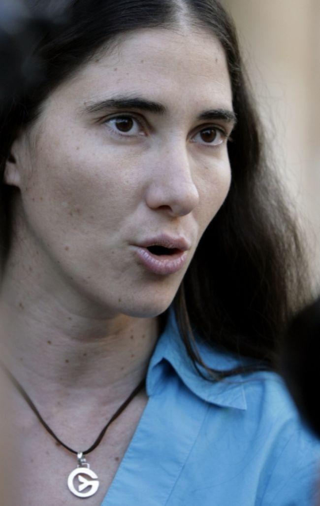 Kubánska blogérka Sánchezová začala turné v Brazílii