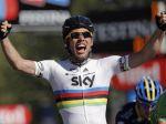 Nezastaviteľný Cavendish vyhral v Katare ďalšiu etapu