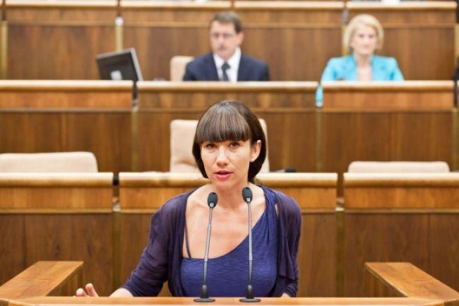Lucia Nicholsonová sa v parlamete nepresadila, návrhy padli