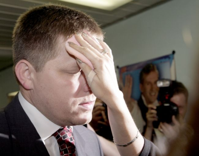 Premiér Fico podľa SaS zneužíval na kampaň prevod plynovodu