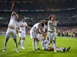 Súboj titanov v Lige majstrov, Real hostí Manchester United