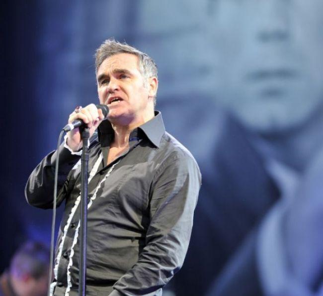 Morrissey musel pre žalúdočný vred odložiť ďalšie koncerty