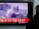 KĽDR potvrdila jadrový test, Japonci vytiahnú dozimetre
