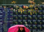 Európa a Japonsko oslabili, americký trh vzrástol