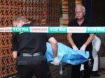 Pri petržalskej hrádzi našli mŕtveho 31-ročného muža