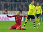 Video: Suverénny Bayern vyradil v Nemeckom pohári Dortmund