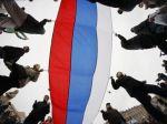 Počet Rusov, ktorí vnímajú vzťahy s USA optimisticky, klesá