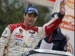 Na Slovakia Ringu bude pretekať majster sveta Sébastien Loeb