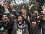 Mladí Afgánci v Kandaháre povstali proti talibancom