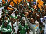 Víťazov Afrického pohára privítali v Nigérii ako hrdinov