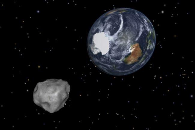 Asteroid preletel okolo Zeme v rekordnej blízkosti