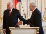 Bez rozdelenia by vzťahy s Čechmi boli zlé, tvrdí prezident