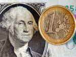 Euro oslabilo voči doláru aj oproti jenu