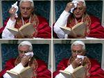 Benedikt XVI. prejavil vnútornú slobodu, tvrdí Zvolenský