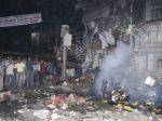 Na indické mesto zaútočili teroristi, desiatky ľudí zabili