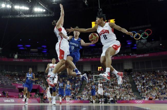 Francúzka Dumercová sa stala európsku basketbalistkou roka