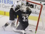 Video: Dallas zdolal v jedinom nočnom zápase NHL Anaheim