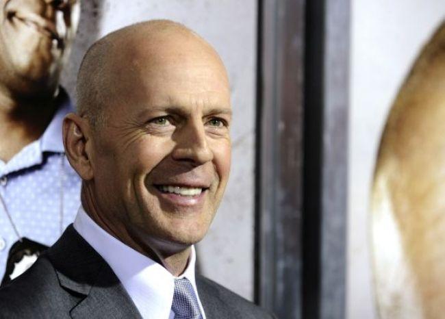Bruce Willis sa stal veliteľom Radu umenia a literatúry