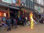 Na protest voči Číne sa upálil už 100. tibetský mních