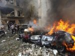 Pri samovražednom útoku v Dagestane zahynuli traja policajti