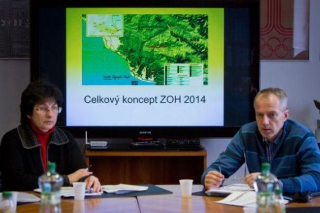Doprava do Soči je veľký problém, tvrdí slovenská delegácia