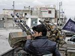 Sýrski povstalci obsadili vojenské letisko, postupujú