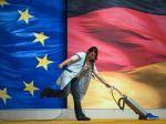 Nemecká ekonomika sa znova stavia na nohy