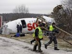 Piloti s lietadlom havarovali na diaľnici, nemali výcvik