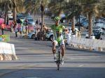 Skvelý Sagan vyhral etapu a je lídrom pretekov Okolo Ománu