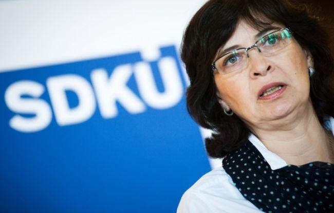 Poslanci SDKÚ-DS Žitňanská a Beblavý štartujú nový projekt