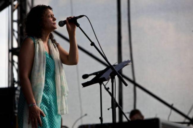 Iva Bittová v apríli vystúpi na Cherchez La Femme