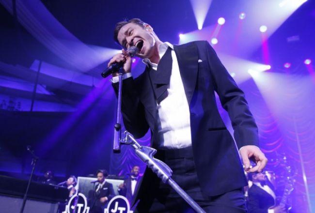 Timberlake po udeľovaní Grammy prekvapil fanúšikov novou pie
