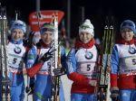 Ruské biatlonistky vymenia preteky v Osle za tréningovú bázu
