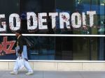 Automobilový Detroit vyhlásil fiškálny núdzový stav