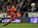Video: Liverpool zdolal Wigam 4:0, Mucha vychytal víťazstvo