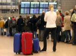 Nemecké letiská rušia lety, zamestnanci žiadajú viac peňazí