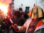 Belgickí oceliari piknikujú, protest sa zhoršuje