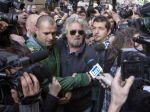 Víťaz talianskych volieb Grillo pohrozil odchodom z politiky