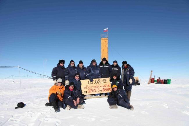 V antarktickom jazere Vostok neobjavili novú formu života