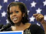 Hackeri zverejnili súkromné údaje Michelle Obamovej