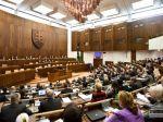 Kamery smerujúce do pléna parlamentu už nefungujú