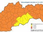 Búrlivý vietor bude trápiť Slovensko od štvrtka