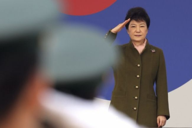 KĽDR hovorí hanlivo a sexisticky o juhokórejskej prezidentke