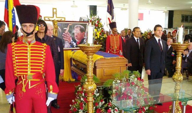 Huga Cháveza nakoniec nezabalzamujú, premeškali procedúru